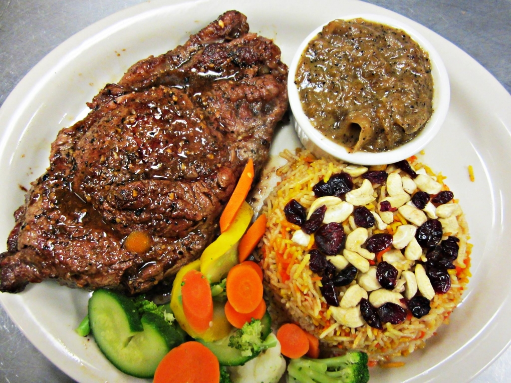 We've got probably the best Halal Steaks in USA!