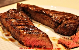 New York Steaks