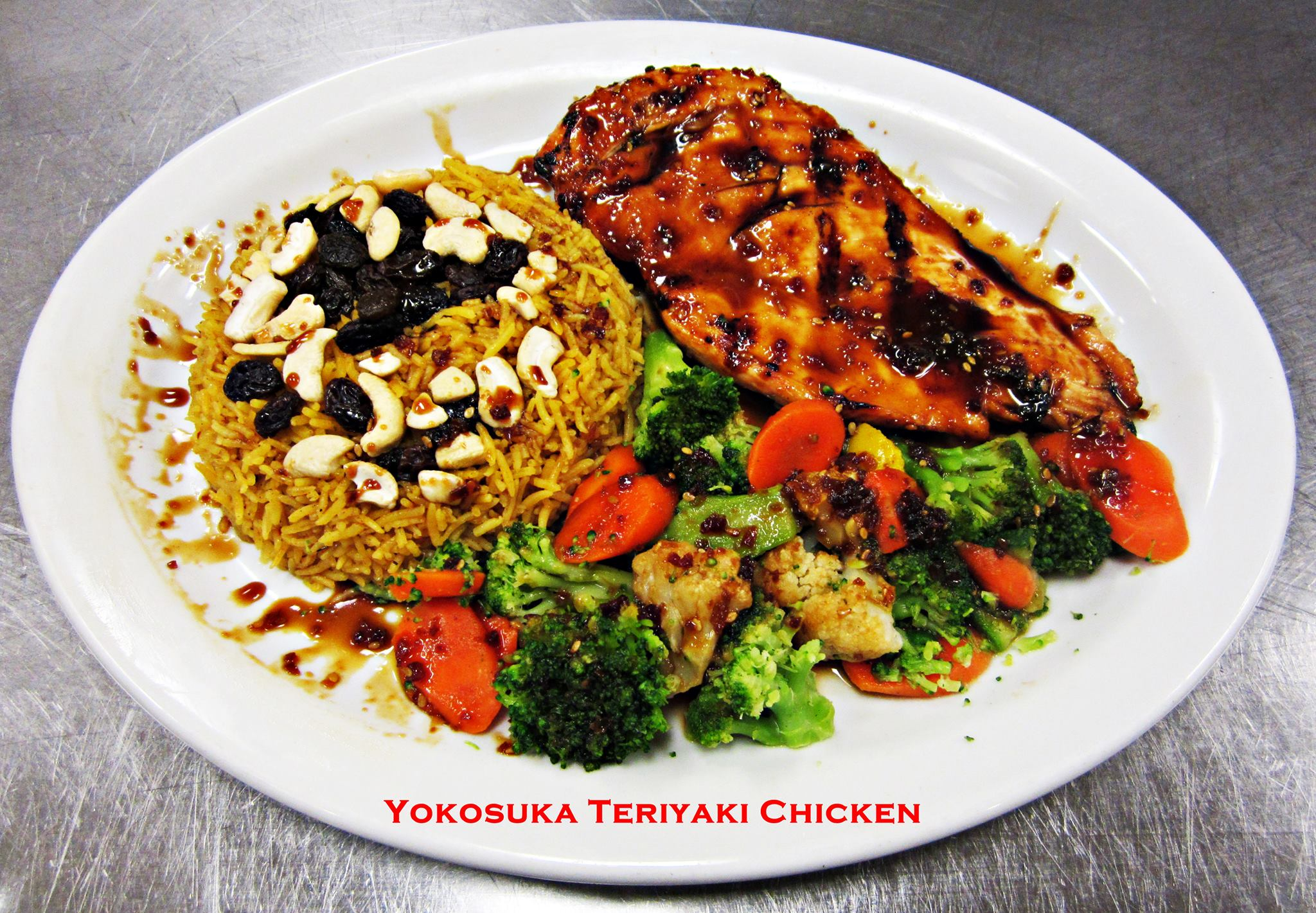 Yokosuka Teriyaki Chicken