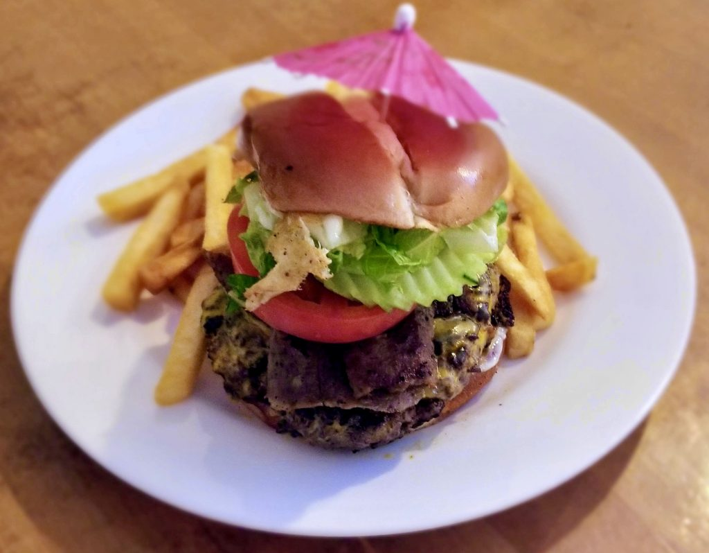 Beef Steak Burger