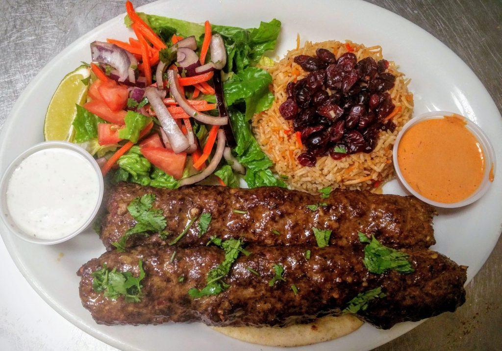 Lamb Seikh Kebabs