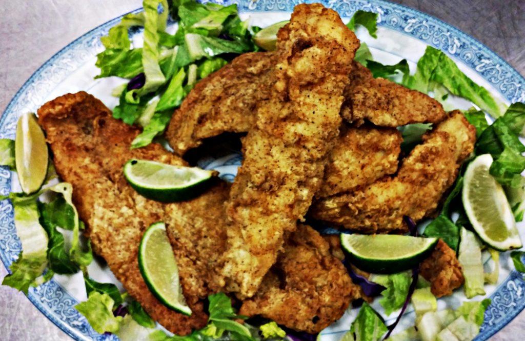Lahori / Fried Fish